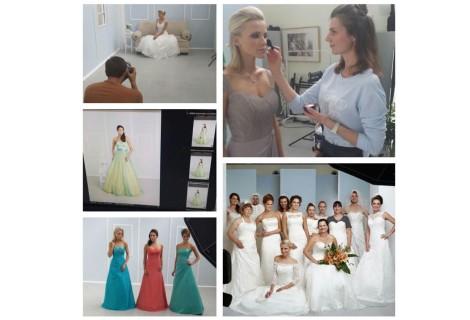 Ein Fotostudio voller Prinzessinnen